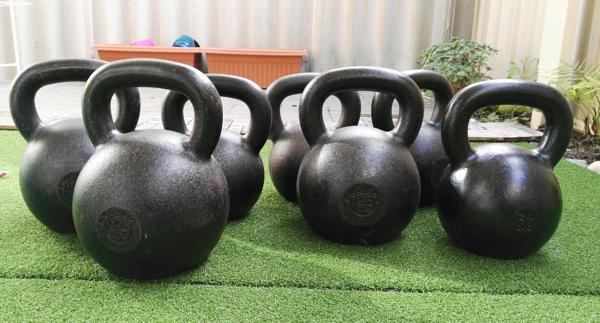 Dragon Door RKC Kettlebells Review
