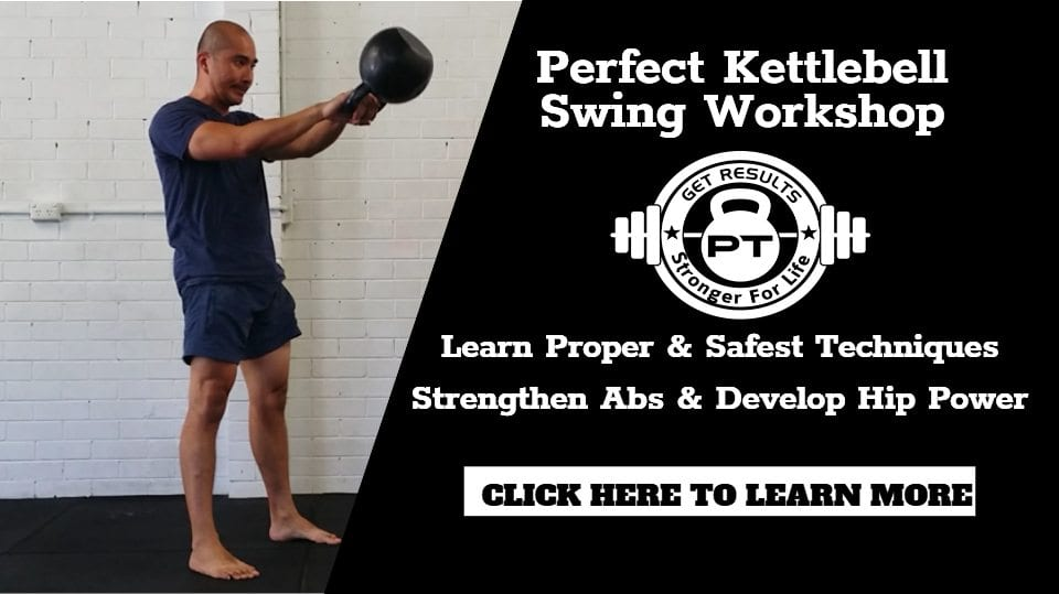 Perfect Kettlebell Swing Workshop