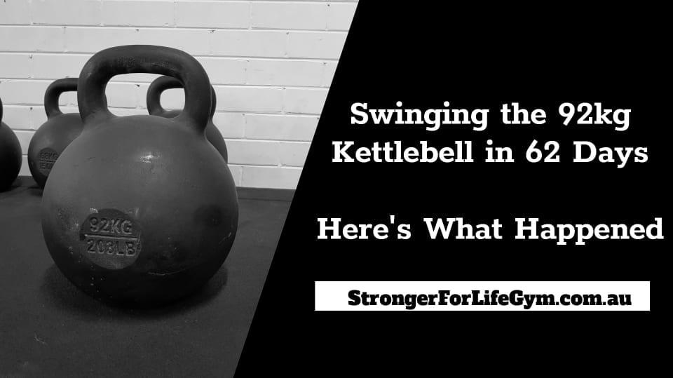 92kg kettlebell