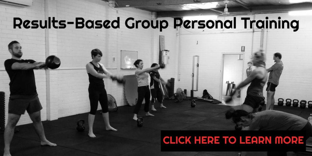 group personal training perth wa