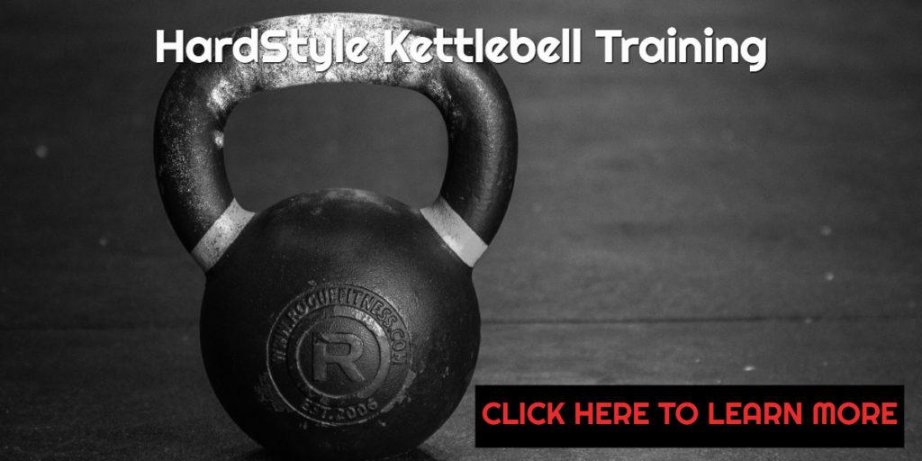 hardstyle kettlebell training Perth