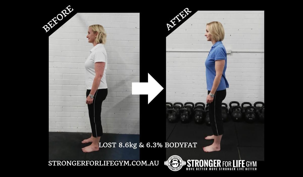 Perth personal trainer